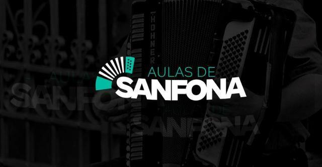 Aulas de Sanfona