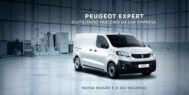 Peugeot Expert campeão de conforto e praticidade