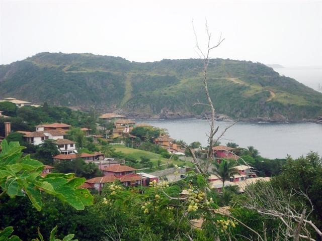 Terreno c/vista livre da Praia da Ferradura, ótima localização,comercial ou residencial