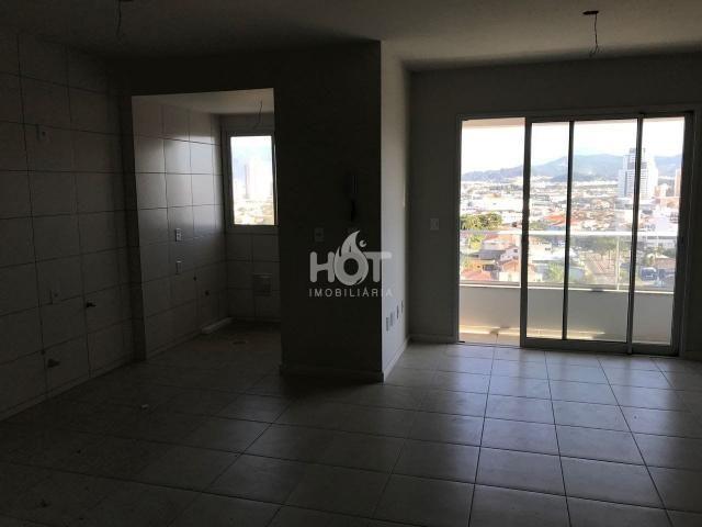 Apartamento à venda com 3 dormitórios em Ponte do imaruim, Palhoça cod:HI71765 - Foto 4