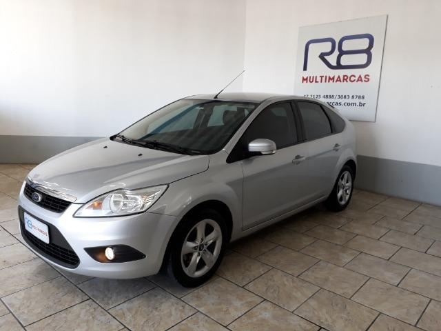 Ford Focus 2013 1.6 Completo C/ Couro