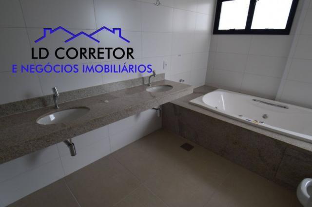 Apartamento à venda com 4 dormitórios em Park lozandes, Goiânia cod:COBEURO268 - Foto 14
