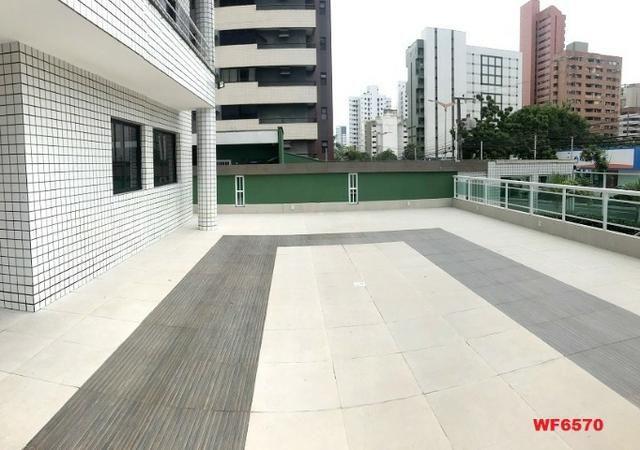 Edifício Aldeota Style, apartamento com 3 quartos, 2 vagas, projetado, nascente, Aldeota - Foto 15