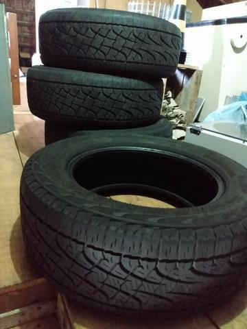 Jogo 4 pneus Pirelli Scorpion ATR 255/60 R18