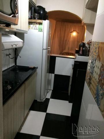 Apartamento à venda com 1 dormitórios em Canudos, Novo hamburgo cod:17161 - Foto 6