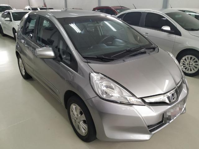 Honda Fit LX 1.4 2014 flex automático R$ 515,00 mensais - Foto 3