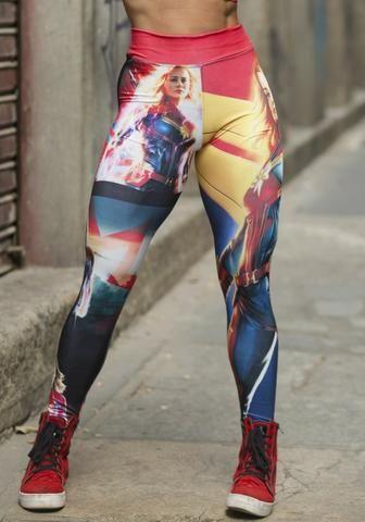 Calça legging Personagem - Foto 2