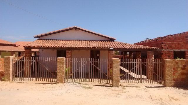 Alugo casa em Luis Correia -PI - Foto 2