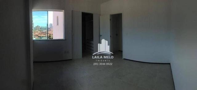 Apartamento residencial à venda com 03 suítes, Papicu, Fortaleza. - Foto 17