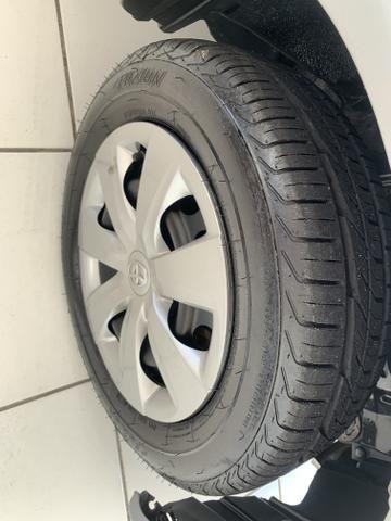 Toyota etios hatch único dono - Foto 6