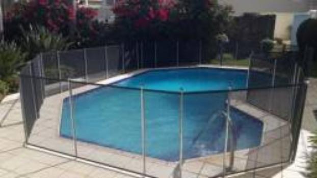 Cercas Removíveis P/ Piscina Safety Pool - Foto 3