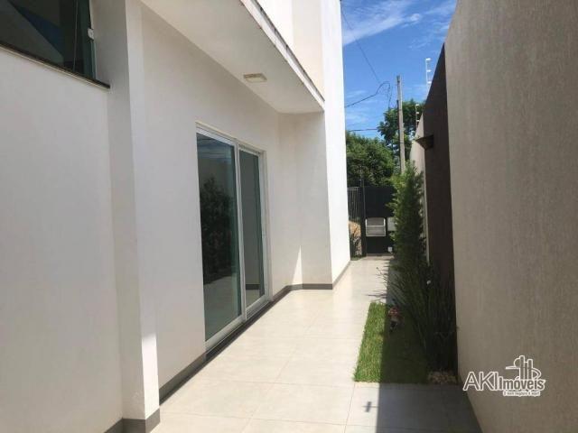 Casa de alto padrão com 3 dormitórios à venda, 198 m² por R$ 600.000 - Residencial Atlânti - Foto 7