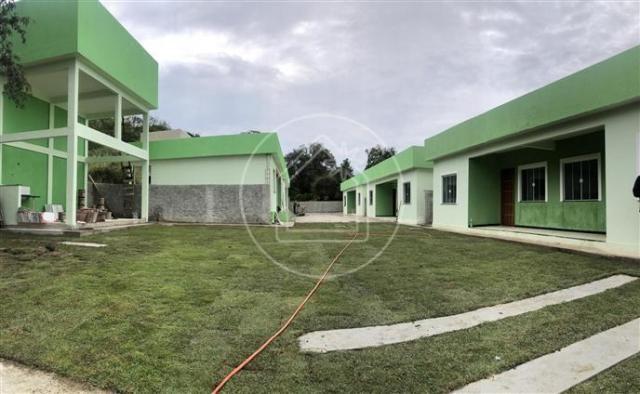 Casa de condomínio à venda com 1 dormitórios em São josé do imbassaí, Maricá cod:863638 - Foto 9