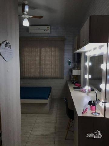 Casa com 6 dormitórios à venda, 380 m² por R$ 1.350.000 - Jardim Grécia - Porto Rico/PR - Foto 20