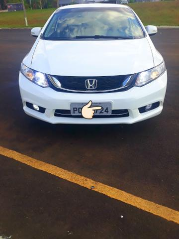 Honda Civic LXR ano 15/16 - Foto 4