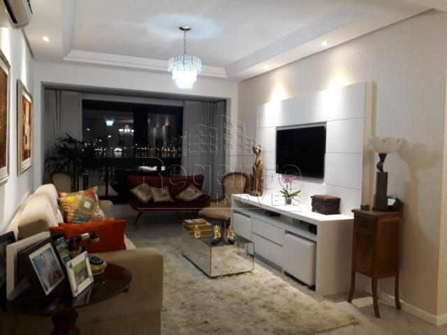 Apartamento à venda com 3 dormitórios em Coqueiros, Florianópolis cod:77536 - Foto 3