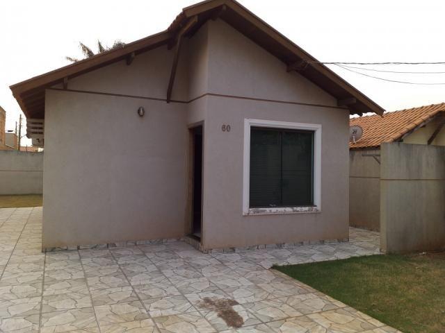 8272 | casa para alugar com 2 quartos em pq alvorada, dourados - Foto 5