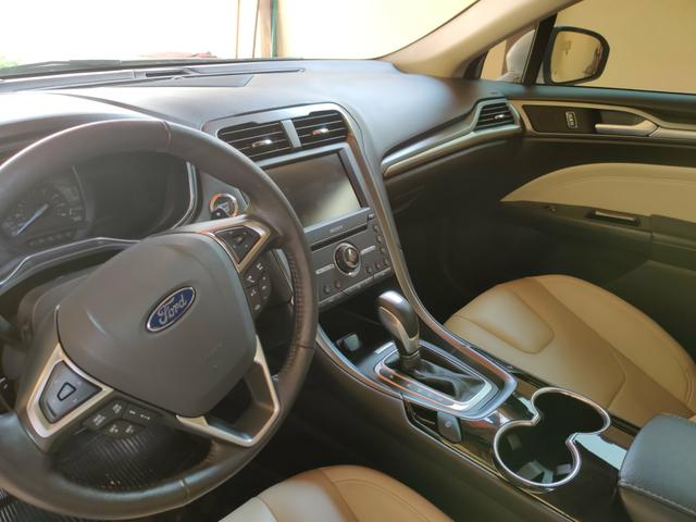 Ford Fusion Titanium 2016 2.0 GTDI Ecoboost AWD 28.500km - Foto 5