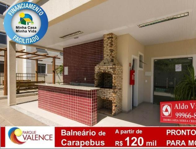 ARV142- Zero do Entrada, em Praia Balneário Carapebus com M.Casa Minha Vida. - Foto 4
