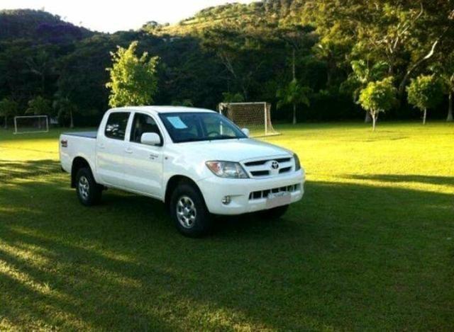 Hilux diesel 4 x 4 - Foto 4
