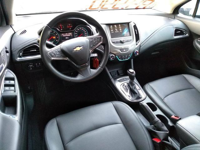 Cruze lt 1.4 16v turbo flex aut 2018/18 - Foto 5