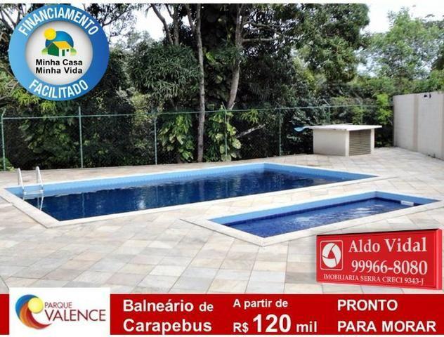 ARV142- Zero do Entrada, em Praia Balneário Carapebus com M.Casa Minha Vida. - Foto 14