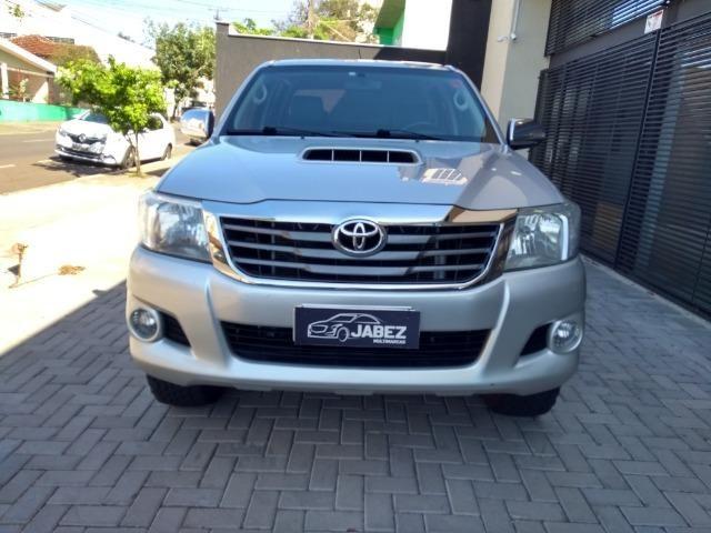 Hilux SRV 3.0 Aut Cab Dupla 4x4 Diesel 2013 - Foto 2