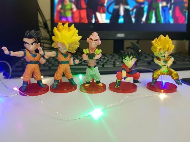 Miniaturas de Dragon Ball - Foto 3