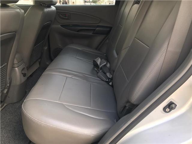 Hyundai Tucson 2.0 mpfi gls top 16v 143cv 2wd flex 4p automático - Foto 6