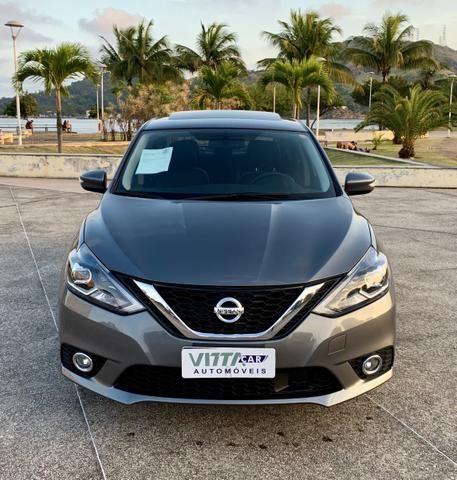 Nissan Sentra 2.0 Sl 16V. FlexStart 4P. Automático.2018/2019 - Foto 2