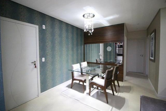 Oportunidade!! Apartamento 2 dormitórios(1 suíte) mobiliado no Kobrasol!! - Foto 2