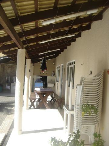 Casa Atlântico 4/4 sendo uma suíte ,Piscina com Cascata ,Sauna ,Churrasqueira - Foto 7