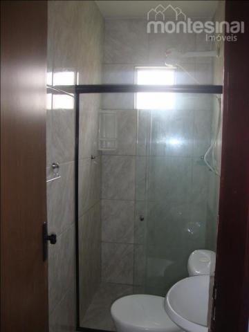 Casa com 3 quartos para alugar, 76 m² por R$ 700/mês - Boa Vista - Garanhuns/PE - Foto 14