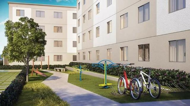 Apartamento com 2 quartos em Barra de jangada, com renda salarial a partir de R$ 1.500 - Foto 18