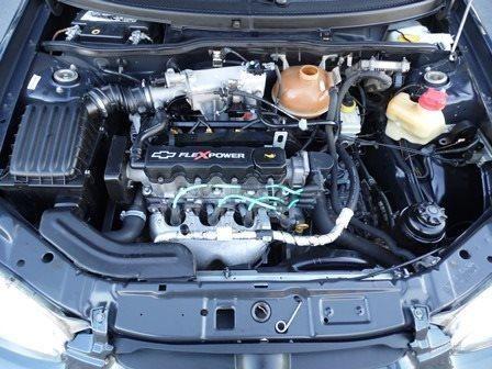 CLASSIC 2008/2008 1.0 MPFI SPIRIT 8V FLEX 4P MANUAL - Foto 8