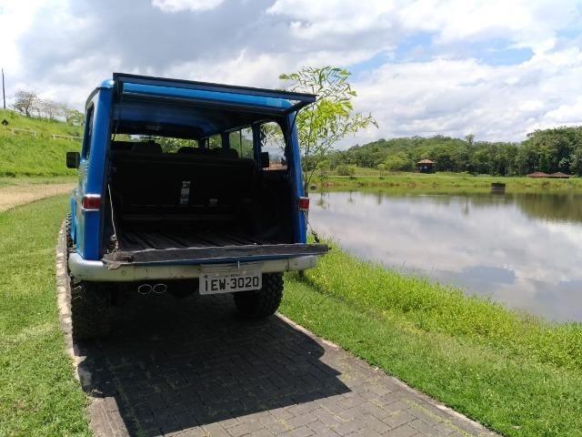 Rural Willys 4x4 - Foto 8