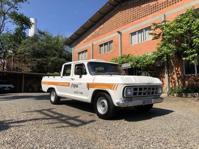 Chevrolet D10 Pernkins Diesel - Foto 2