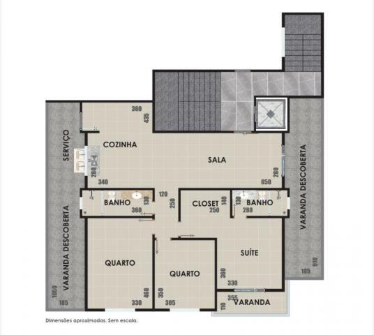 APARTAMENTO à venda, 3 quartos, 1 vaga, CENTRO - ITAUNA/MG - Foto 4