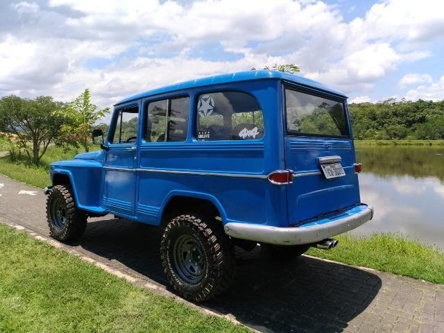 Rural Willys 4x4 - Foto 4