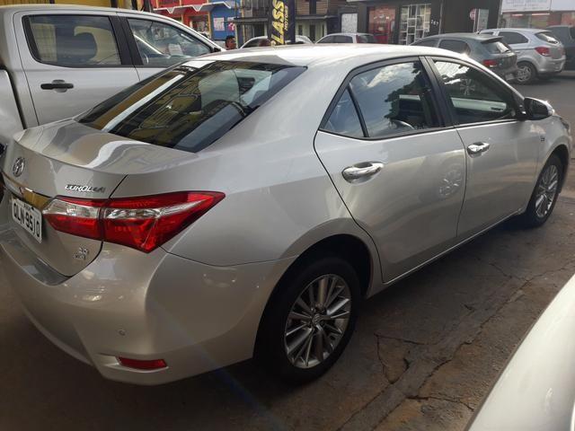 Toyota corolla xei 2.0 flex 2015/2016 - Foto 4