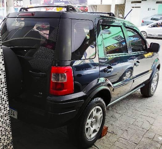 Ford Ecosport XLT 1.6 c/GNV 2007 Completo - Foto 5
