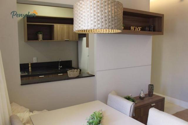 Apartamento com 3 dormitórios à venda, 63 m² por R$ 353.038,75 - Jardim Vista Verde - Inda - Foto 17