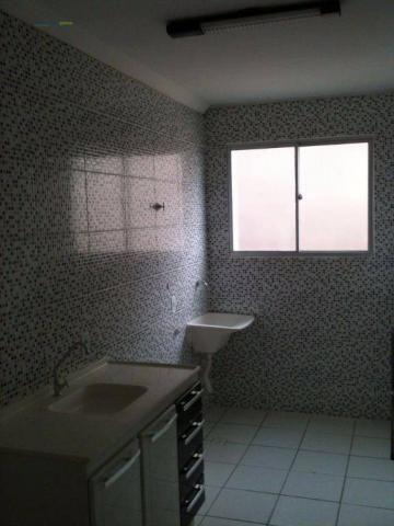 Apartamento com 2 dormitórios à venda, 47 m² por R$ 155.000,00 - Caparroz - São José do Ri - Foto 2