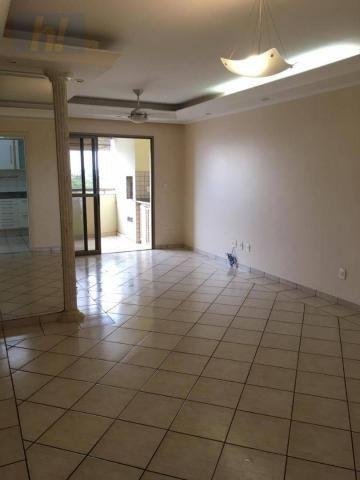 Apartamento com 3 dormitórios para alugar, 129 m² por R$ 1.500/mês - Vila Nossa Senhora de - Foto 4