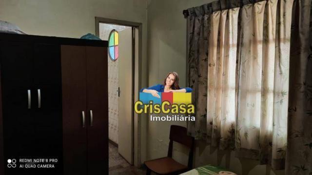 Casa com 2 dormitórios à venda, 85 m² por R$ 280.000,00 - Nova Aliança - Rio das Ostras/RJ - Foto 17