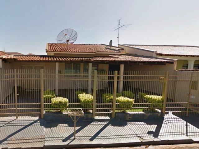 Casa à venda com 2 dormitórios em Jardim santa fé, Ourinhos cod:J59422