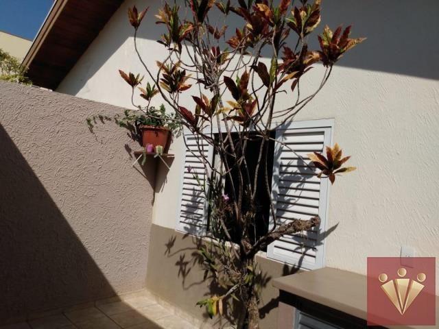 Casa com 3 dormitórios à venda por R$ 742.000 - Vila José De Paula - Mogi Guaçu/SP - Foto 3