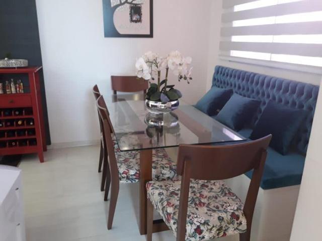 Apartamento à venda com 2 dormitórios em Tiradentes, Campo grande cod:BR2AP12129 - Foto 5
