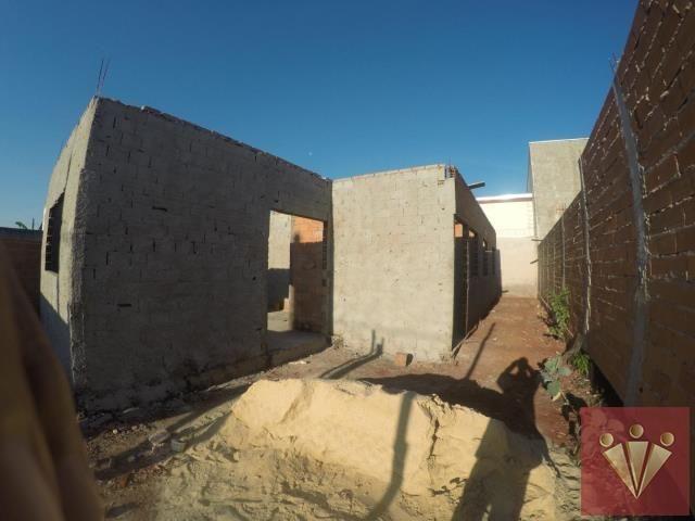 Casa com 3 dormitórios à venda por R$ 160.000 - Jardim Veneza - Mogi Guaçu/SP - Foto 2