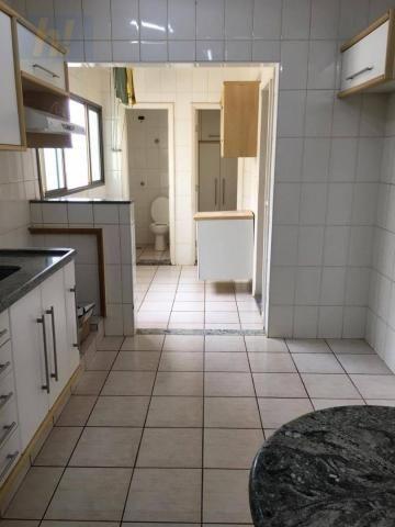 Apartamento com 3 dormitórios para alugar, 129 m² por R$ 1.500/mês - Vila Nossa Senhora de - Foto 16